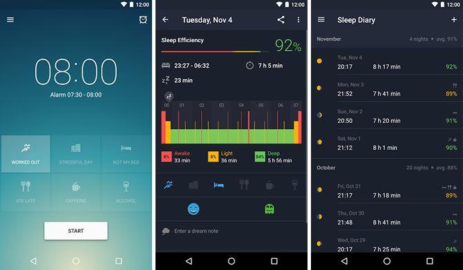 android-sueño-apps-sueño-mejor