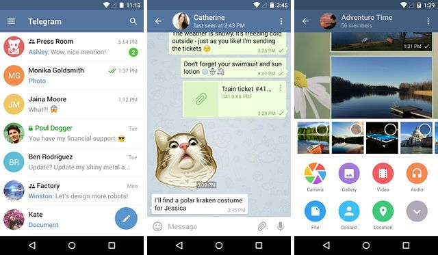 android-seguridad-telegrama