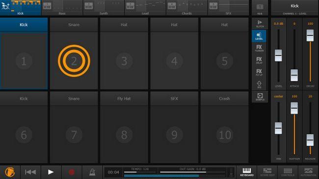 FL Studio surco