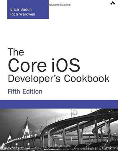 IOS principales desarrolladores libro de cocina