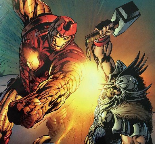 Vengadores Standoff