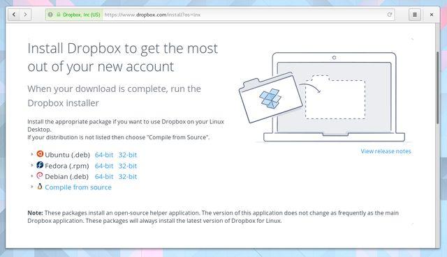 LinuxCloudStorage-Dropbox