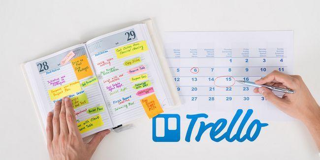 10 Formas creativas de controlar la vida con un calendario trello