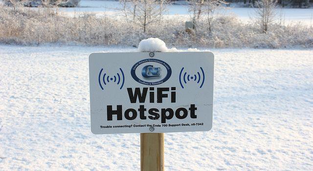 punto de acceso wifi