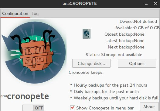 Linux-system-restaurar-cronopete-configuración