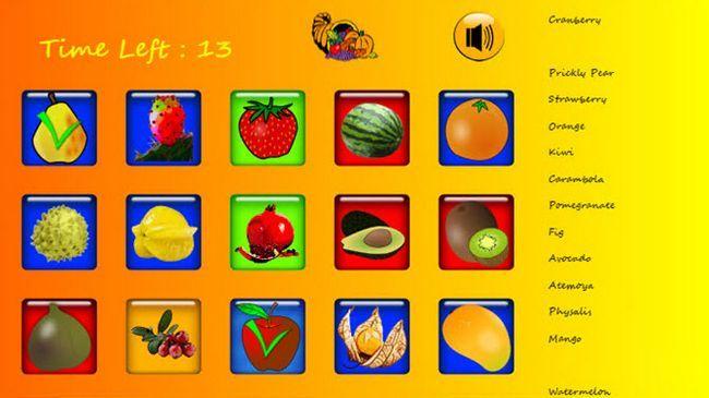 frutas cromo Unido