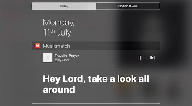 Apple-Música-Tips-musiXmatch en widgets