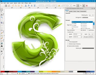 inkscape-0,47-espiro-tipografía