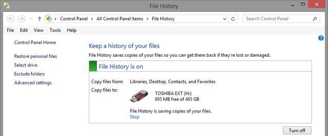 2.1 Historia archivo