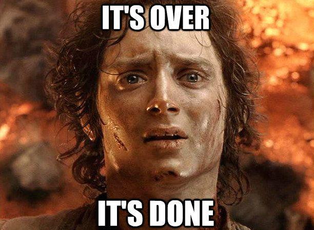 Frodo Bolsón sus más de su hacer