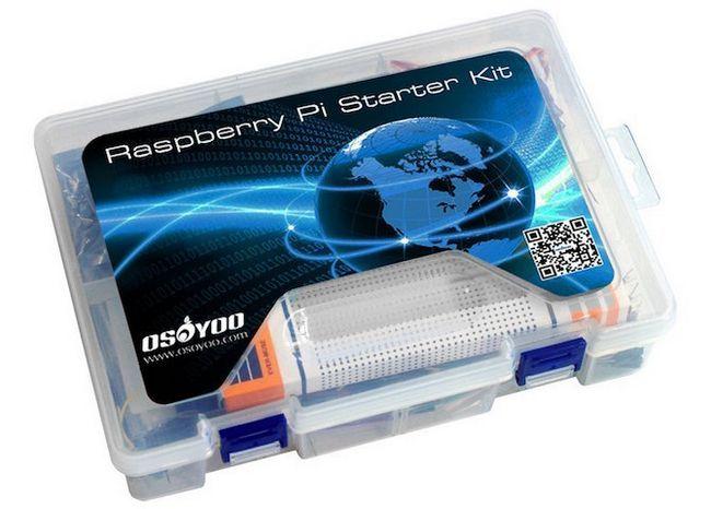 Los mejores regalos de Frambuesa Pi - Starter Kit
