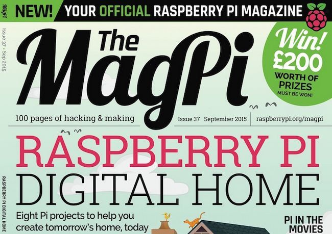 Los mejores regalos de Frambuesa Pi - MAGPI