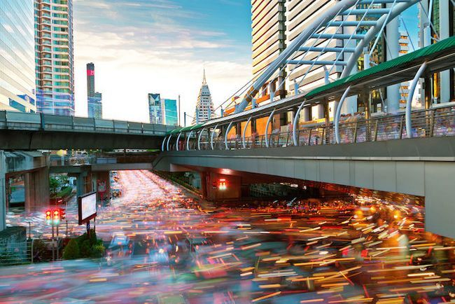 Bangkok Timelapse
