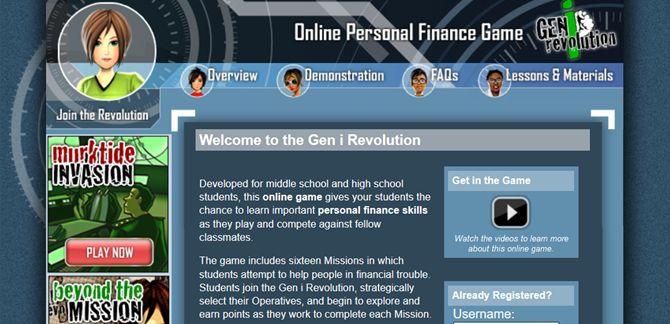 genirevolution en la Web