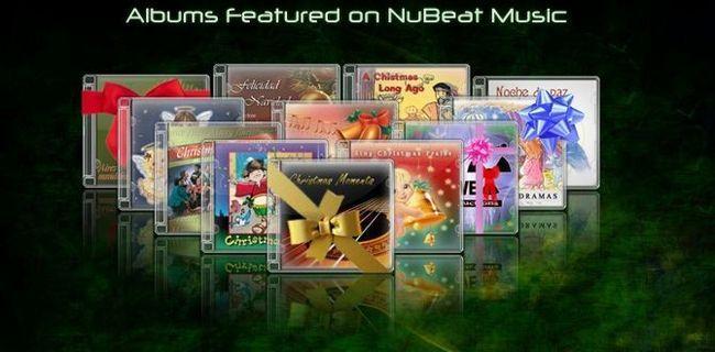 nubeat-música