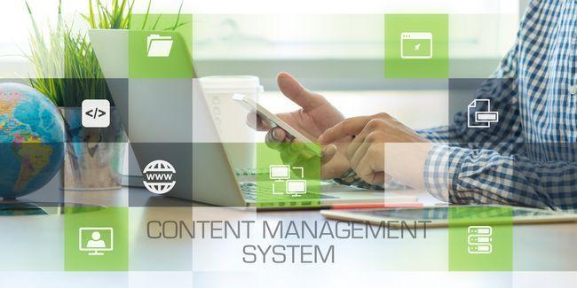 10 Sistemas más populares de gestión de contenidos en línea