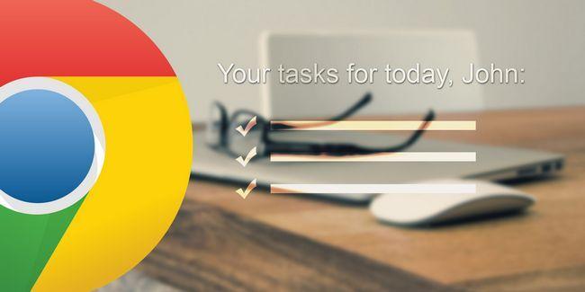 10 Más productivas nuevas extensiones de pestaña para google chrome