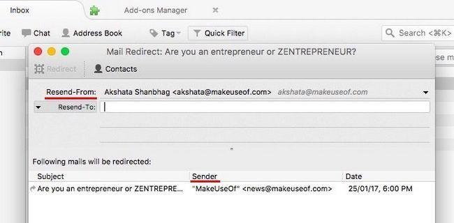 redirigir-mail