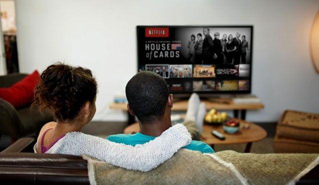 Netflix-observación
