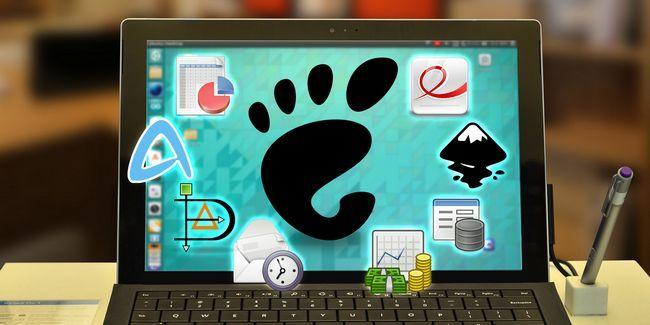 10 Aplicaciones de oficina gnome productivos que necesita en su oficina en casa