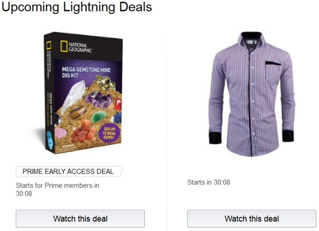 AmazonLightningDeals