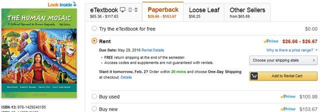 AmazonBookRental