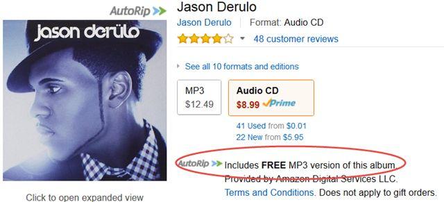 AmazonAutoRipMusic