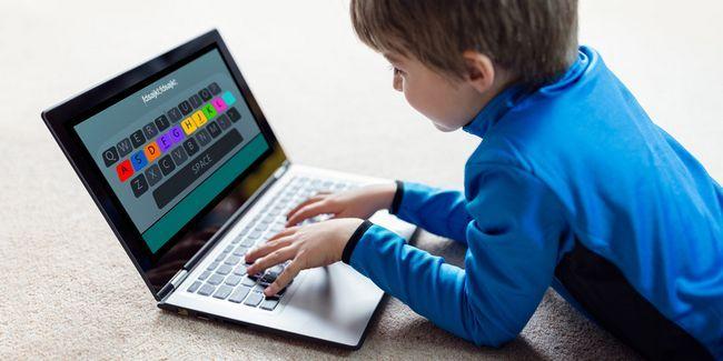10 Sitios excelente para enseñar a los niños a escribir de una manera divertida