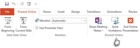 PowerPoint - Presente Online