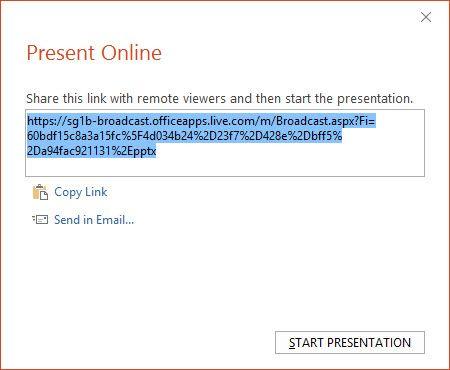 PowerPoint - Invite para la Presentación