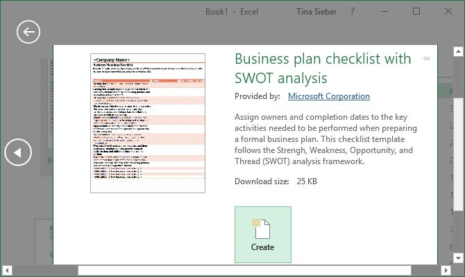 Excel-negocio-plan de plantilla