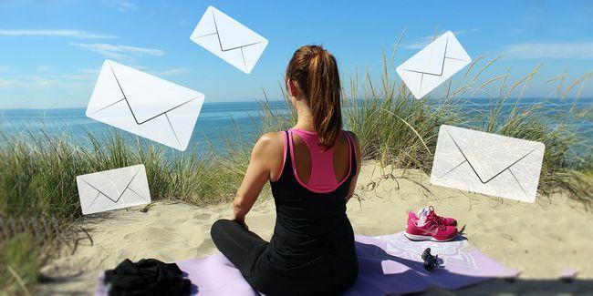 6 Trucos simples para reducir el estrés de correo electrónico