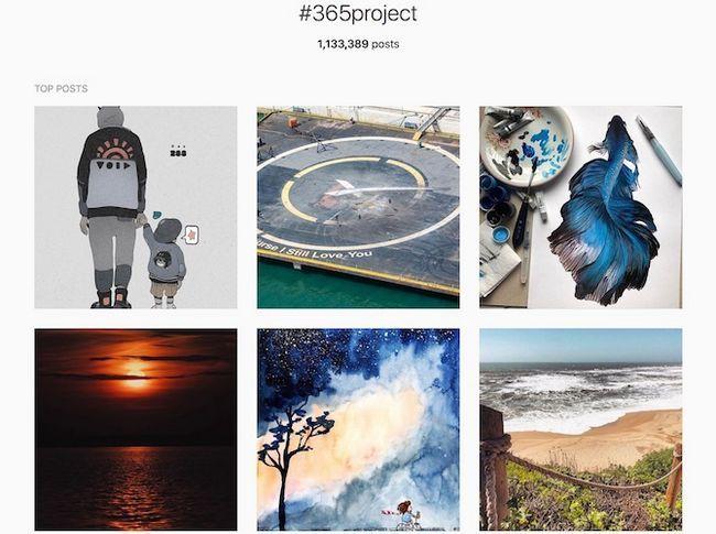 365 proyectos