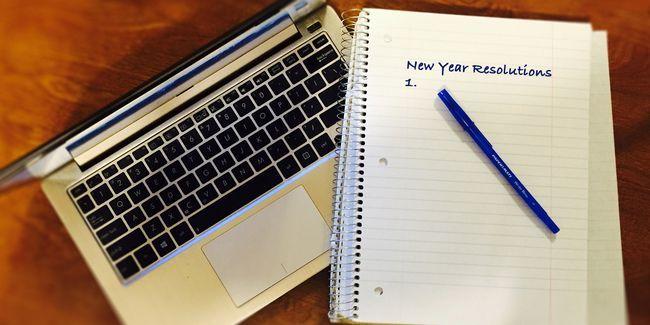 Haga que sus resoluciones de año nuevo trabajan con herramientas súper 9+