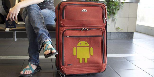 11 Aplicaciones de android que necesita para viajar el mundo