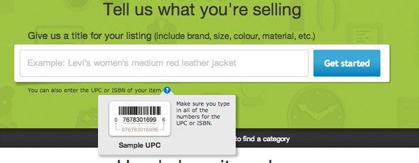 Cómo vender cosas en eBay