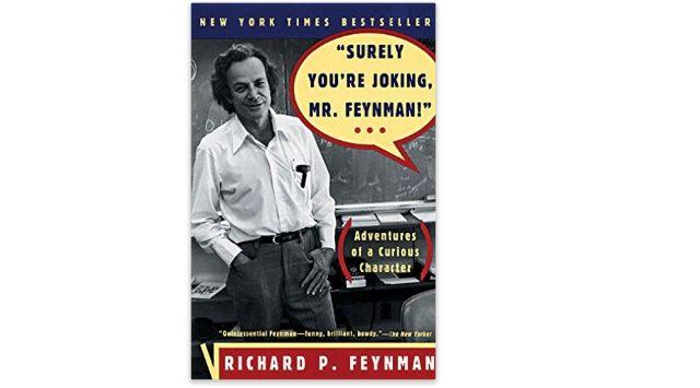 seguramente Usted`re Joking Mr Feynman