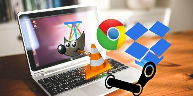 11 Hay que tener aplicaciones en ubuntu justo después de una instalación nueva