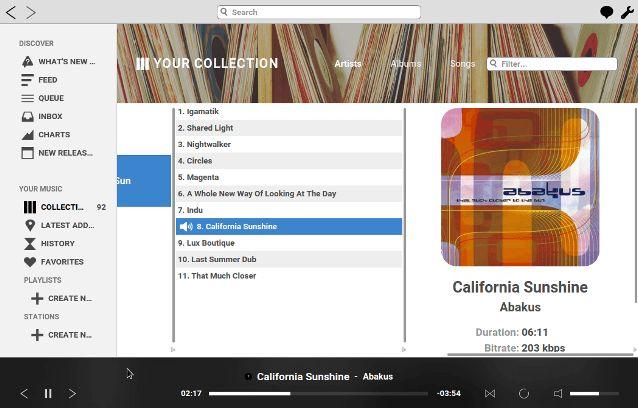 ubuntu-app-hacha-reproductor de música