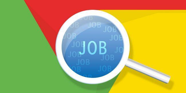 11-Debe tener extensiones de cromo para la búsqueda de empleo