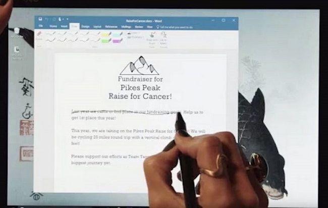 Windows 10 Creadores Update - Microsoft Word