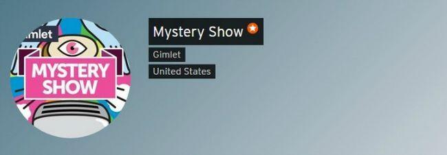 misterio podcast show