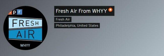 podcast de aire fresco