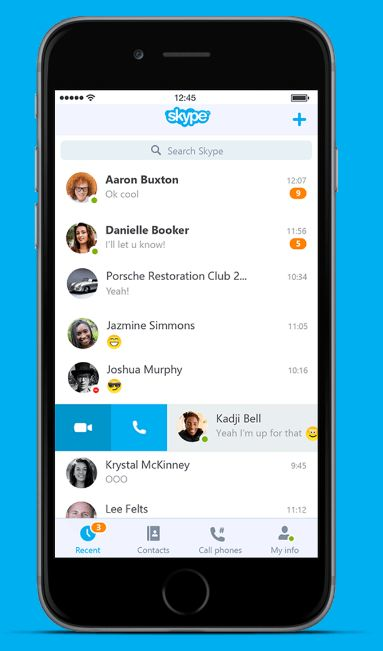 Android-Apps-cromo-OS-Skype