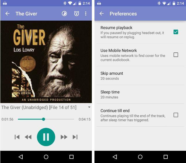 OpenSourceAndroidApps-Materiales-Libro audio-jugador