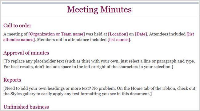 Acta de la Reunión básica de textos en línea 1