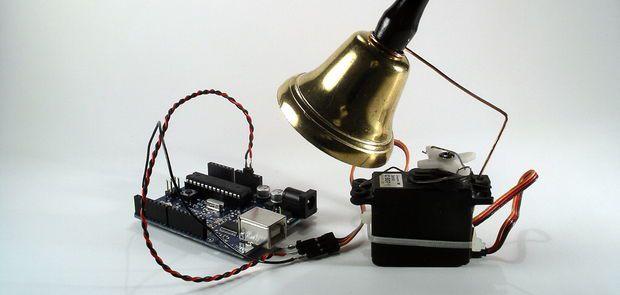 campana contador de visitas