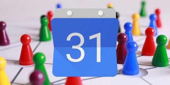 12 Ideas productivas para un calendario compartido google