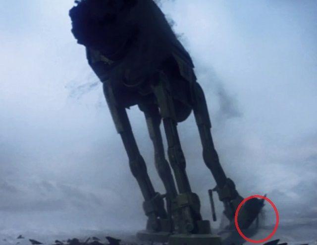 Star Wars error Walker