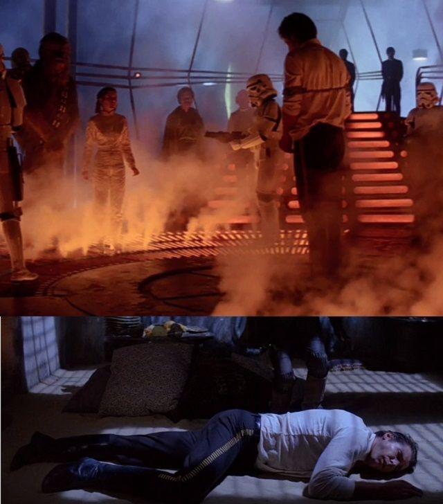 Star Wars Mistake restricciones